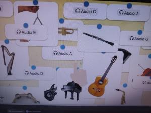 Погоди музички инструмент